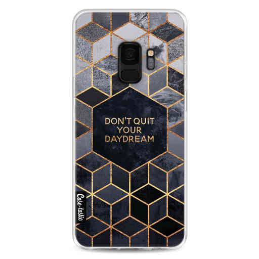 Casetastic Softcover Samsung Galaxy S9 - Don't Quit Your Daydream