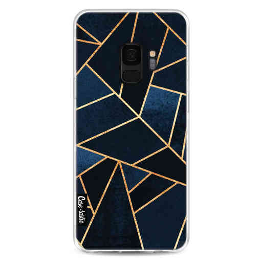 Casetastic Softcover Samsung Galaxy S9 - Navy Stone