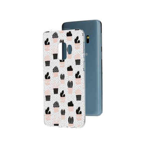 Casetastic Softcover Samsung Galaxy S9 - Cactus Print