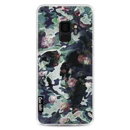 Casetastic Softcover Samsung Galaxy S9 - Army Skull