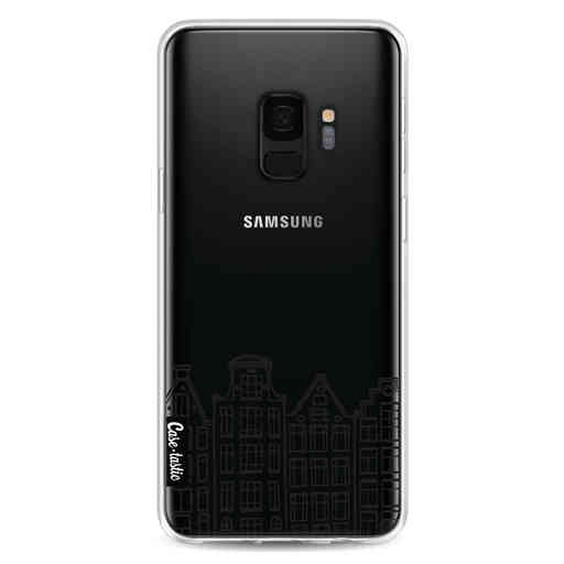 Casetastic Softcover Samsung Galaxy S9 - Amsterdam Canal Houses