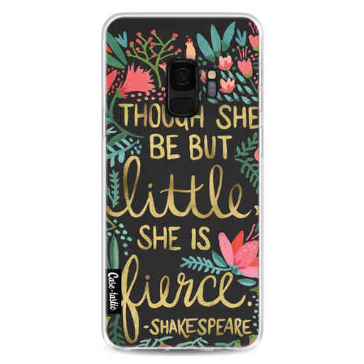 Casetastic Softcover Samsung Galaxy S9 - Little Fierce Charcoal