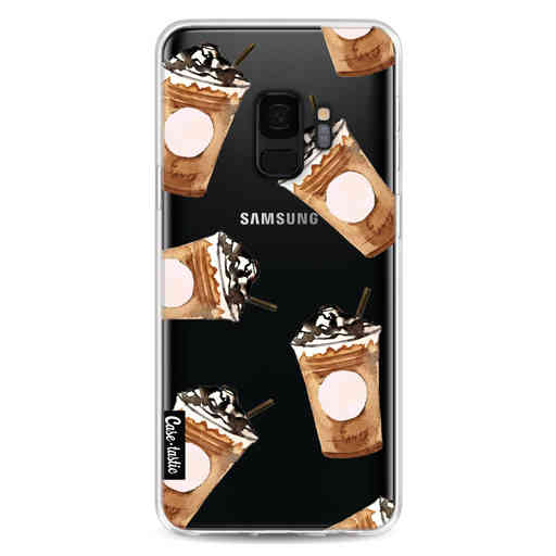 Casetastic Softcover Samsung Galaxy S9 - Coffee To Go