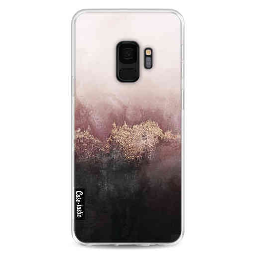 Casetastic Softcover Samsung Galaxy S9 - Pink Sky