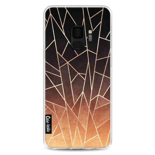 Casetastic Softcover Samsung Galaxy S9 - Shattered Ombre