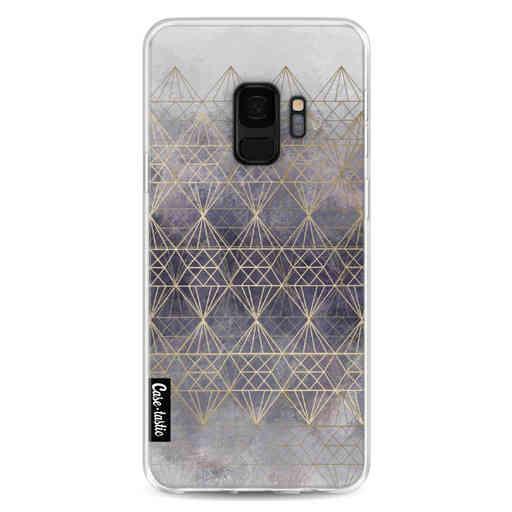 Casetastic Softcover Samsung Galaxy S9 - Cold Diamonds