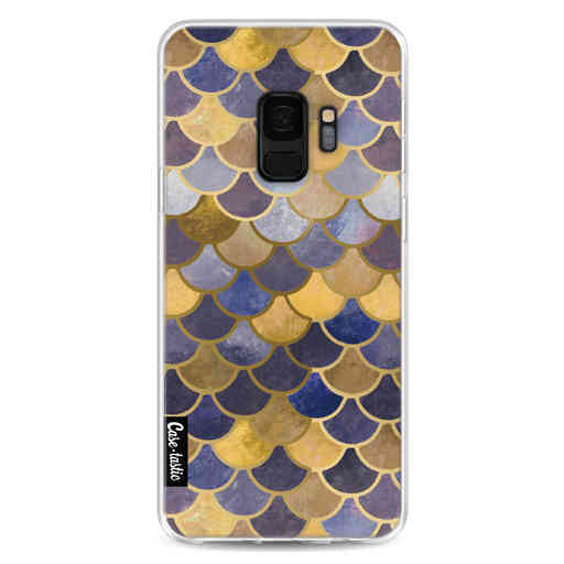 Casetastic Softcover Samsung Galaxy S9 - Sapphire Scales