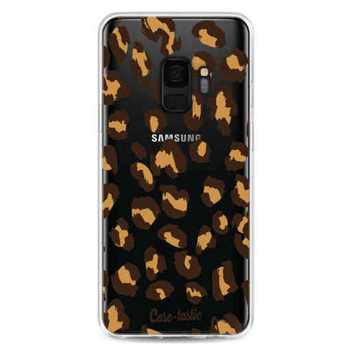 Casetastic Softcover Samsung Galaxy S9 - Leopard Print