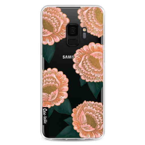 Casetastic Softcover Samsung Galaxy S9 - Winterly Flowers