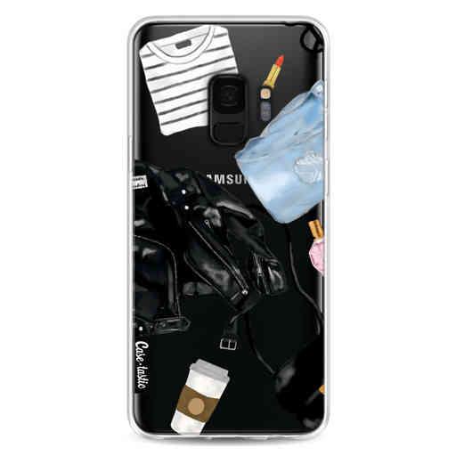 Casetastic Softcover Samsung Galaxy S9 - Fashion Flatlay