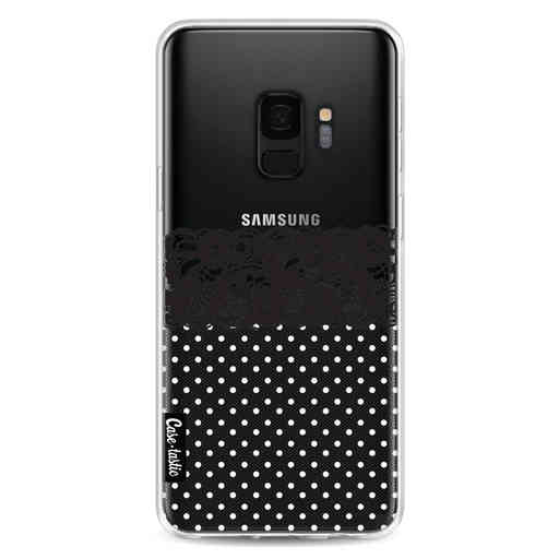 Casetastic Softcover Samsung Galaxy S9 - Lace and Polkadots