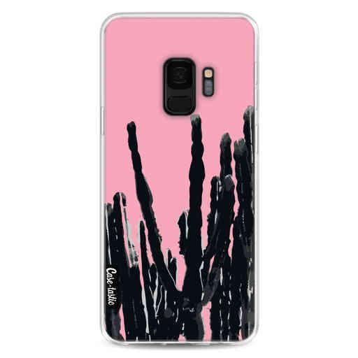 Casetastic Softcover Samsung Galaxy S9 - Graphic Cactus