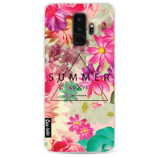 Casetastic Softcover Samsung Galaxy S9 Plus - Summer Love Flowers