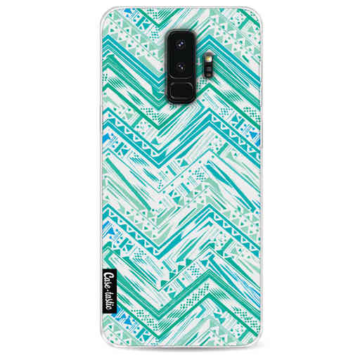 Casetastic Softcover Samsung Galaxy S9 Plus - Mint Tribal