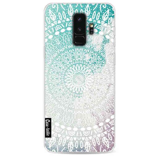 Casetastic Softcover Samsung Galaxy S9 Plus - Rainbow Mandala
