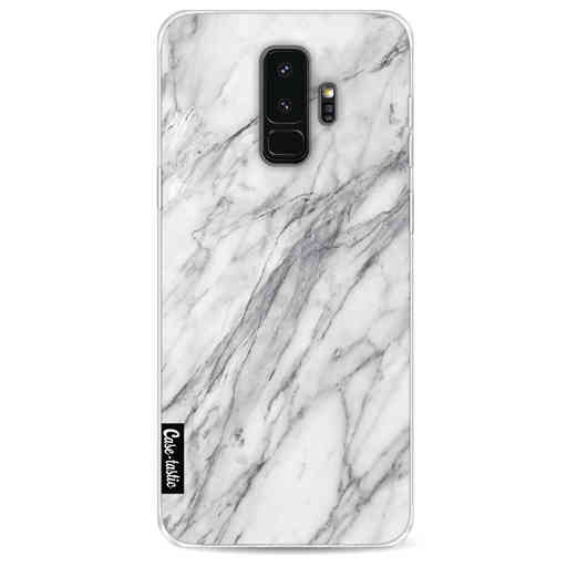 Casetastic Softcover Samsung Galaxy S9 Plus - Marble Contrast