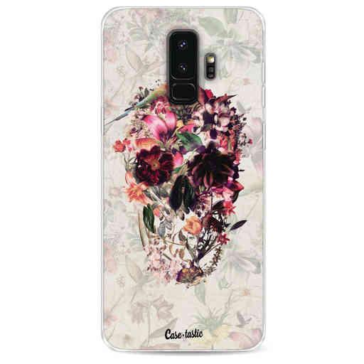 Casetastic Softcover Samsung Galaxy S9 Plus - Flower Skull