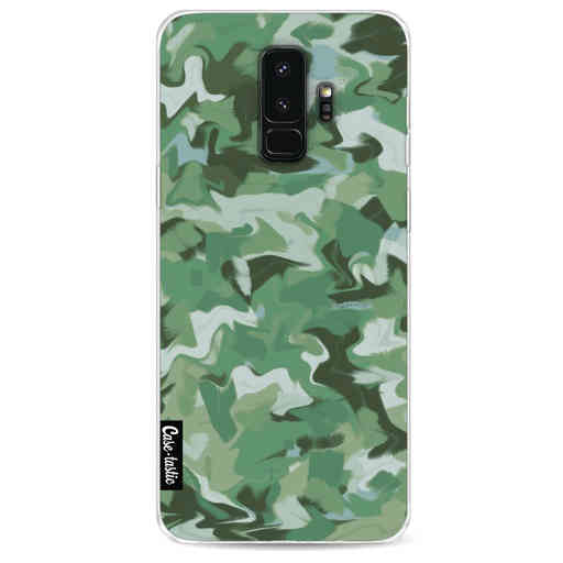 Casetastic Softcover Samsung Galaxy S9 Plus - Army Camouflage