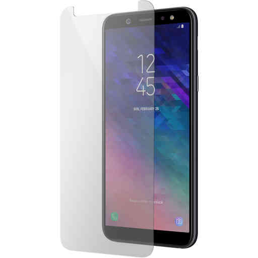 Casetastic Regular Tempered Glass Samsung Galaxy A6 Plus (2018)