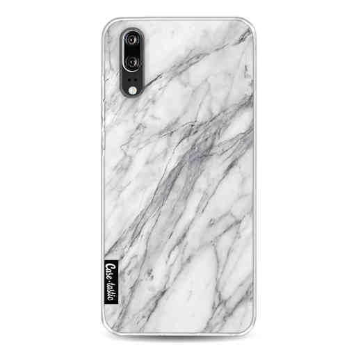 Casetastic Softcover Huawei P20 - Marble Contrast