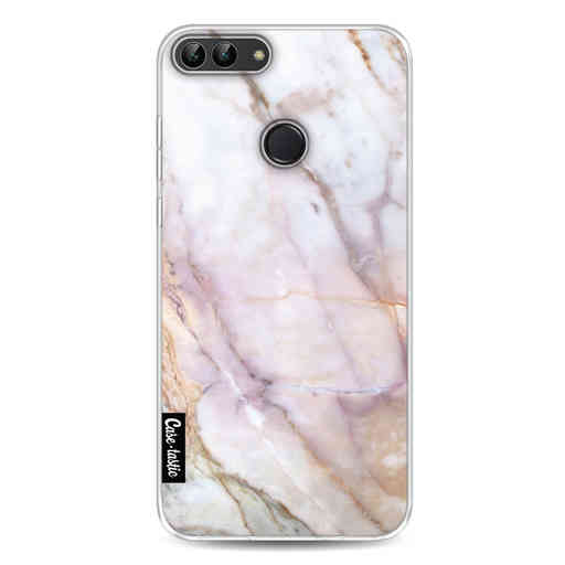 Casetastic Softcover Huawei P Smart - Pink Marble