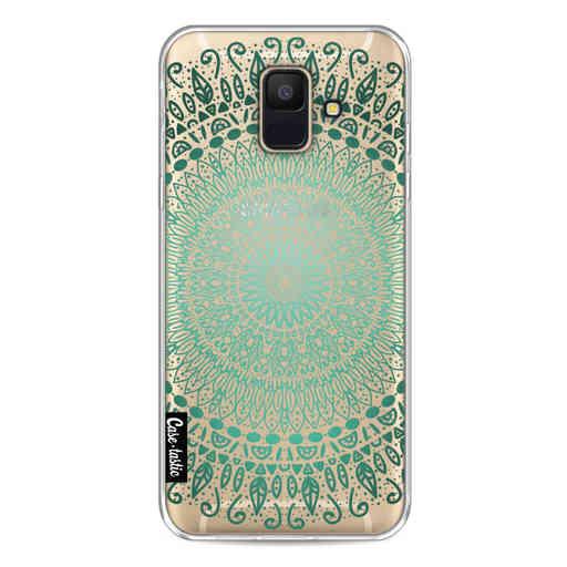 Casetastic Softcover Samsung Galaxy A6 (2018) - Chic Mandala