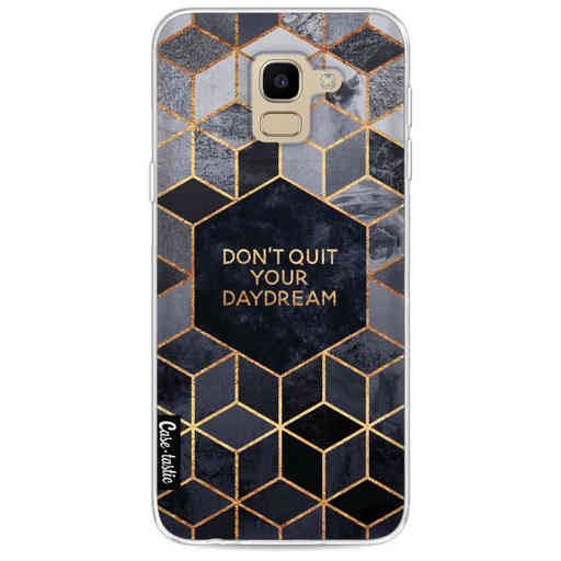 Casetastic Softcover Samsung Galaxy J6 (2018) - Don't Quit Your Daydream