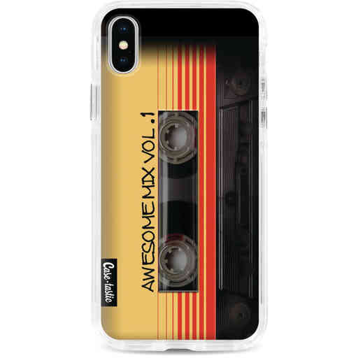 Casetastic Dual Snap Case Apple iPhone X / XS - Awesome Mix