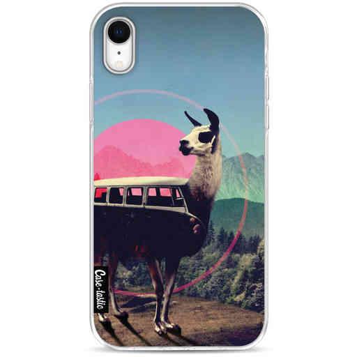 Casetastic Softcover Apple iPhone XR - Llama