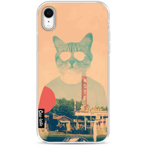 Casetastic Softcover Apple iPhone XR - Cool Cat