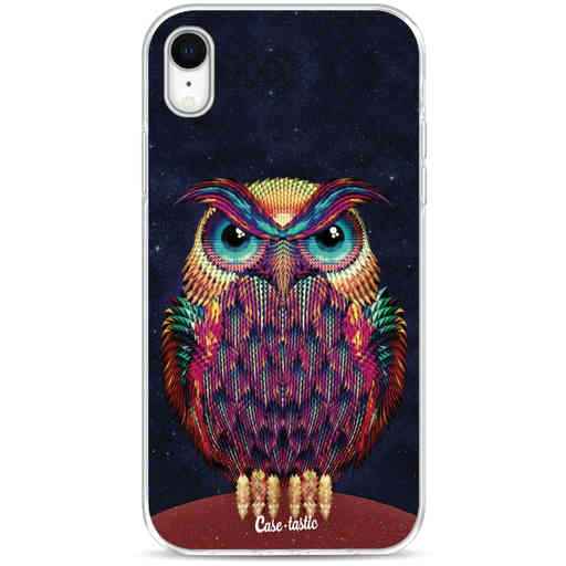 Casetastic Softcover Apple iPhone XR - Owl 2