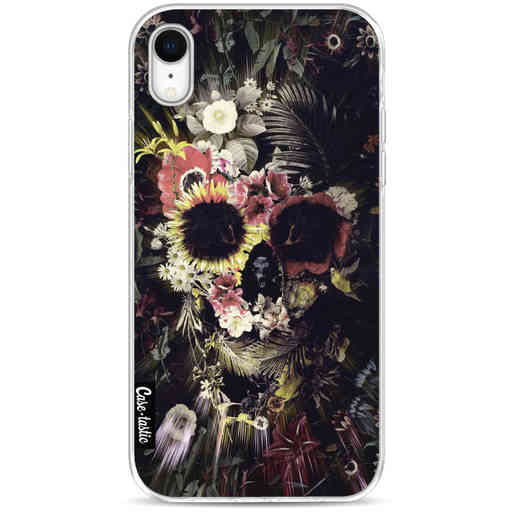 Casetastic Softcover Apple iPhone XR - Garden Skull