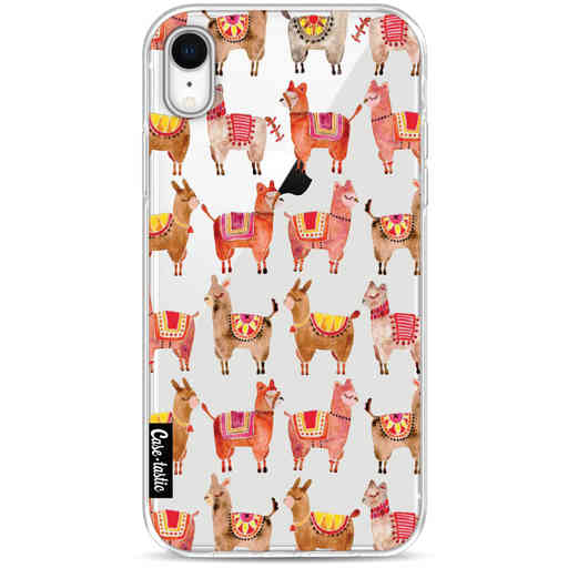 Casetastic Softcover Apple iPhone XR - Alpacas