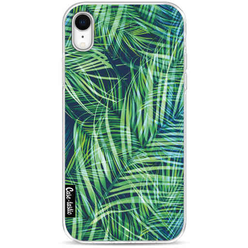 Casetastic Softcover Apple iPhone XR - Palm Leaves