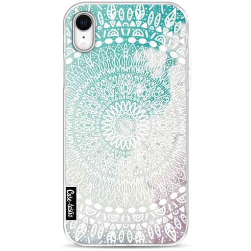 Casetastic Softcover Apple iPhone XR - Rainbow Mandala