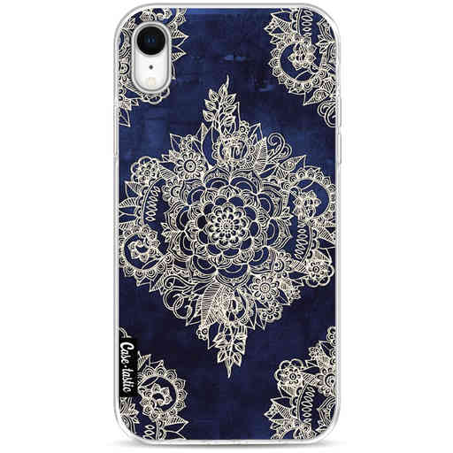 Casetastic Softcover Apple iPhone XR - Deep Indigo Ink