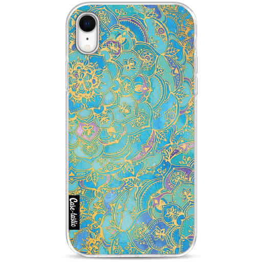 Casetastic Softcover Apple iPhone XR - Sapphire Mandala