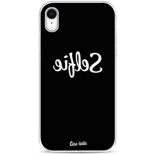 Casetastic Softcover Apple iPhone XR - Selfie Backwards