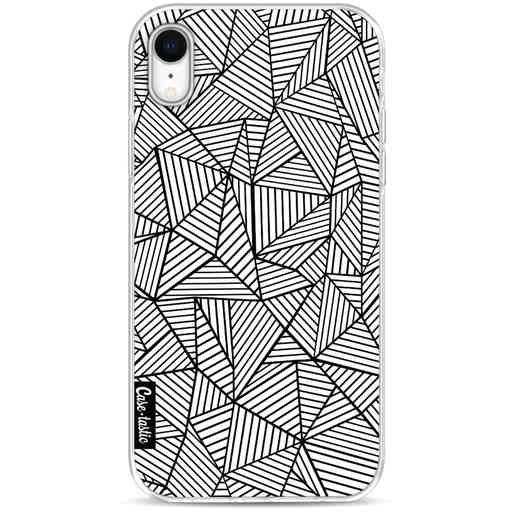 Casetastic Softcover Apple iPhone XR - Abstraction Lines