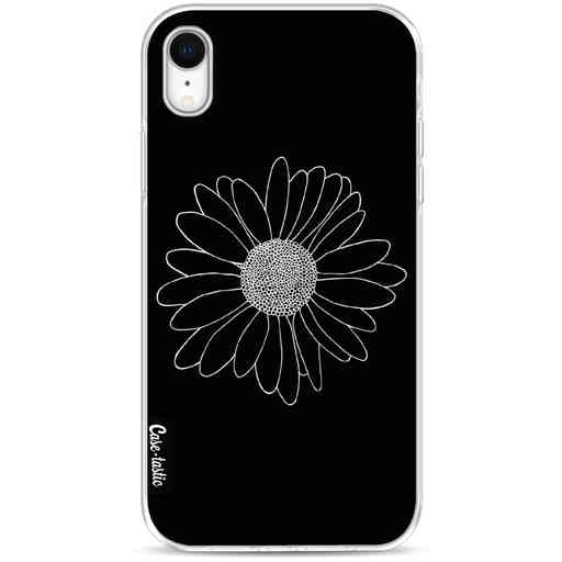 Casetastic Softcover Apple iPhone XR - Daisy Black