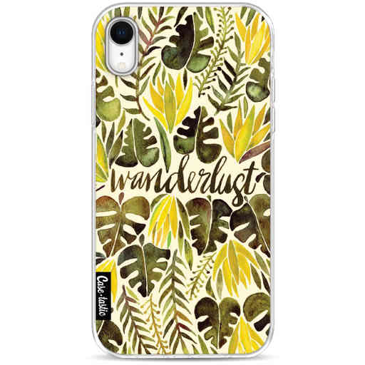 Casetastic Softcover Apple iPhone XR - Wanderlust Yellow