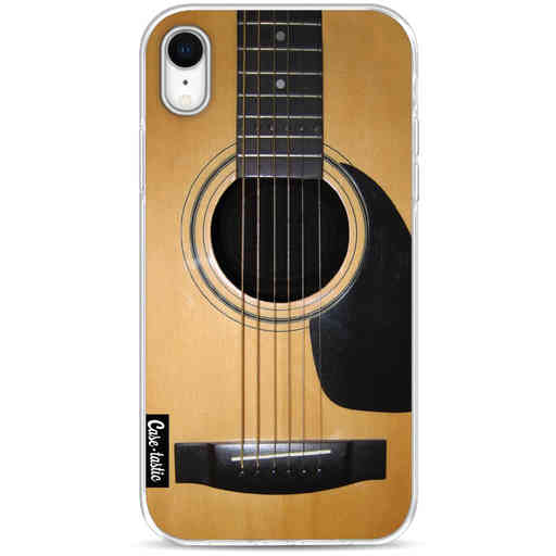 Casetastic Softcover Apple iPhone XR - Guitar