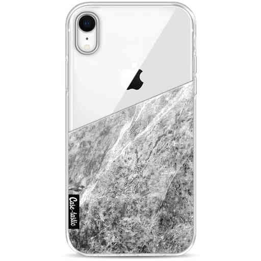 Casetastic Softcover Apple iPhone XR - Marble Transparent