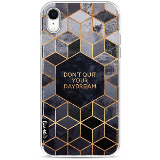Casetastic Softcover Apple iPhone XR - Don't Quit Your Daydream