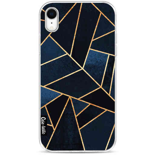 Casetastic Softcover Apple iPhone XR - Navy Stone