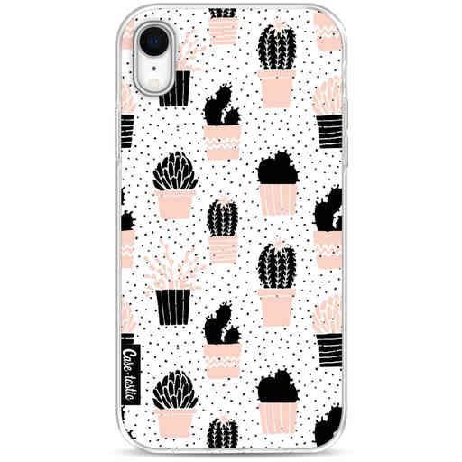 Casetastic Softcover Apple iPhone XR - Cactus Print