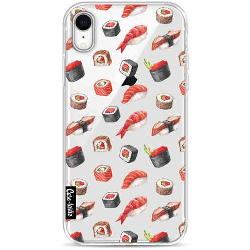 Casetastic Softcover Apple iPhone XR - All The Sushi