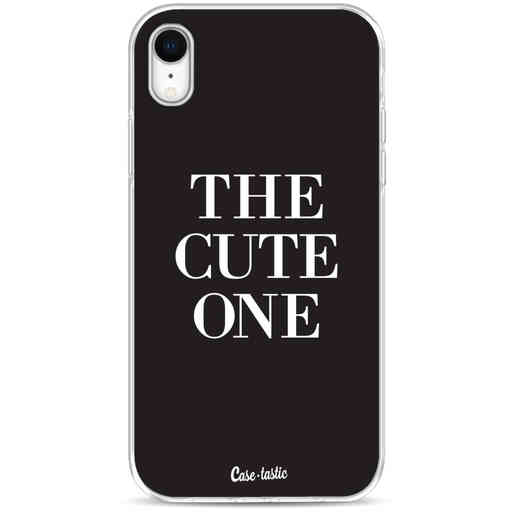 Casetastic Softcover Apple iPhone XR - The Cute One