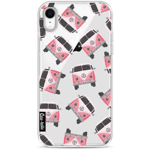 Casetastic Softcover Apple iPhone XR - Little Casetastic Vans Pink