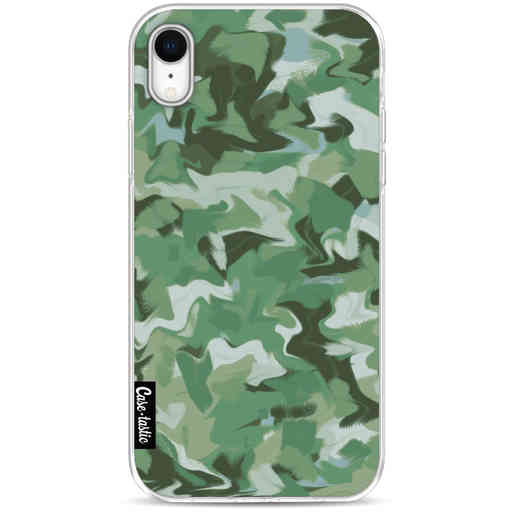Casetastic Softcover Apple iPhone XR - Army Camouflage